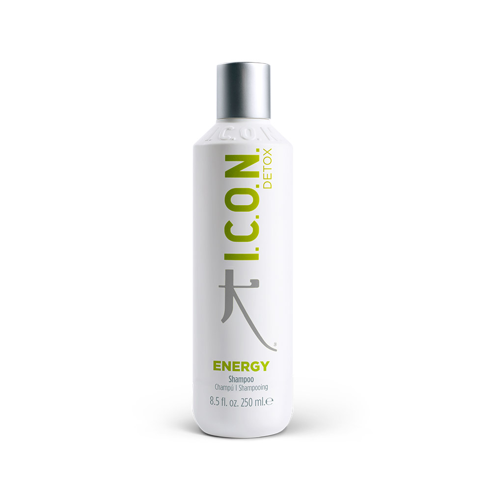 Detox Energy Shampoo 250 ml
