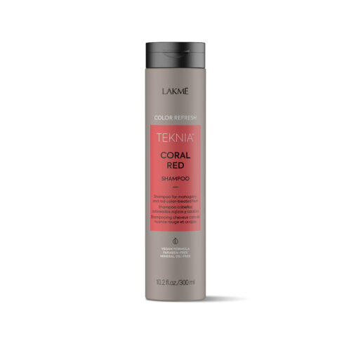 COLOR REFRESH - CORAL RED Shampoo 300 ml